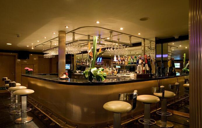 酒吧吧台类型设计有哪些?